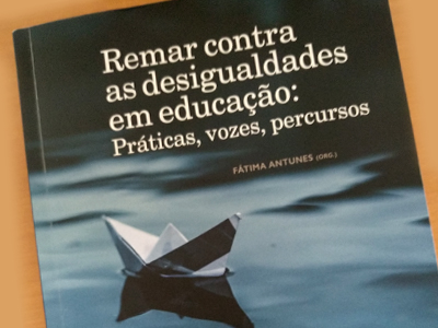 """Book - """"Rowing against inequalities in education: Practices, voices, routes"""""""