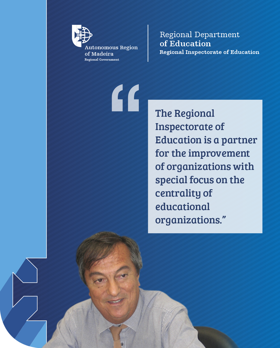 Regional Inspectorate of Education is a partner for the improvement