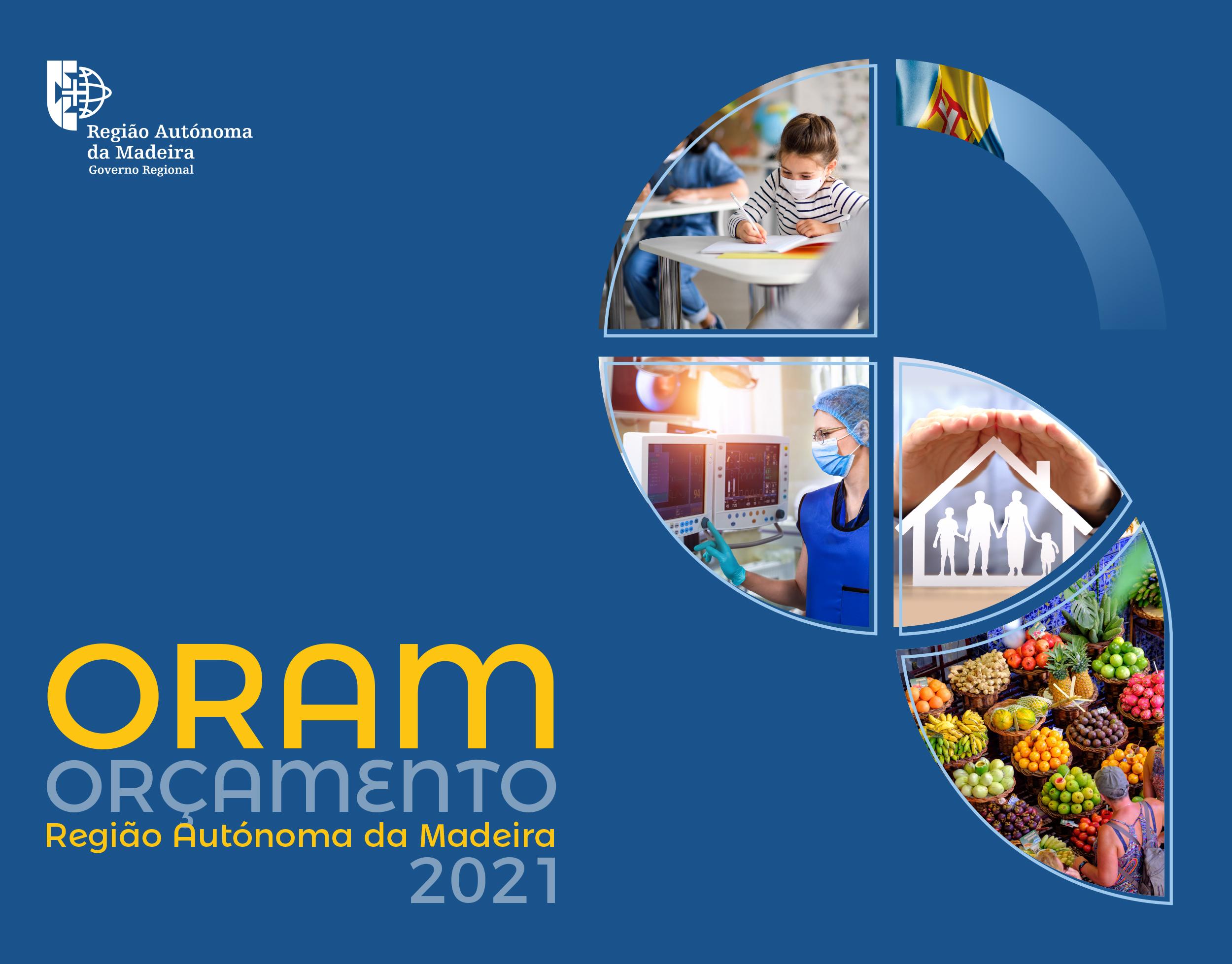 Orçamento da Região 2021