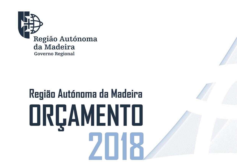 Orçamento da Região 2018