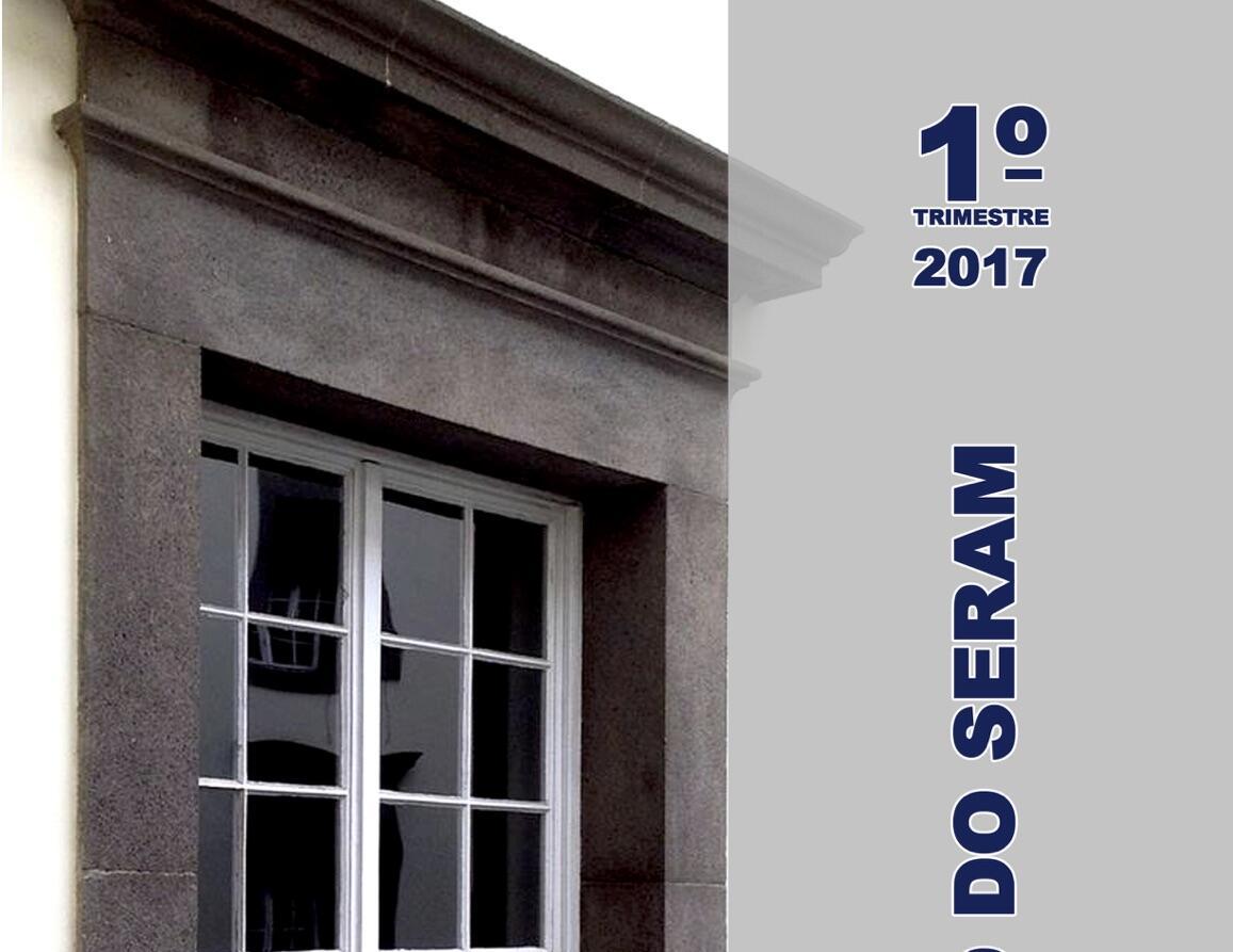 Relatório Trimestral SERAM - 1T/2017