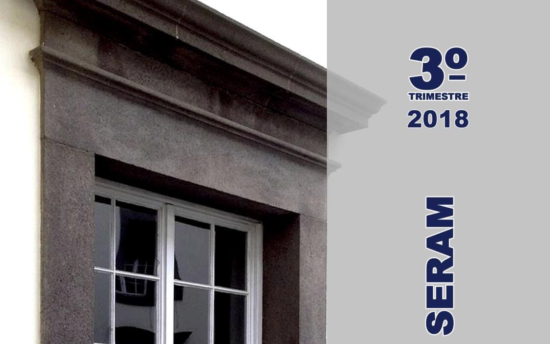 Relatório Trimestral SERAM - 3T/2018
