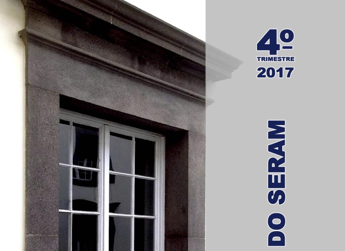 Relatório Trimestral SERAM - 4T/2017