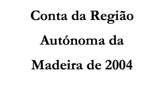 Conta da RAM 2004