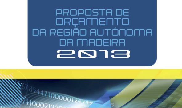 Orçamento da Região 2013
