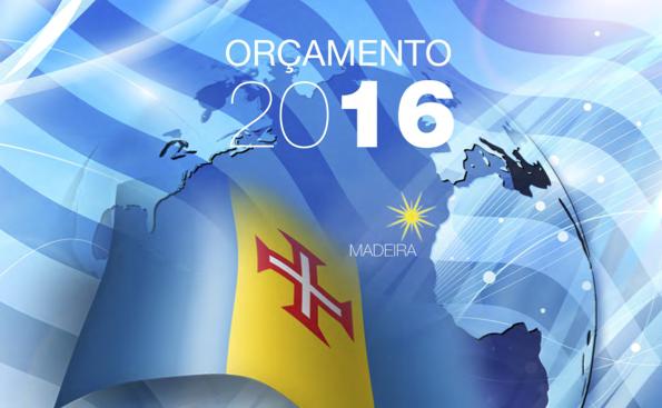 Orçamento da Região 2016