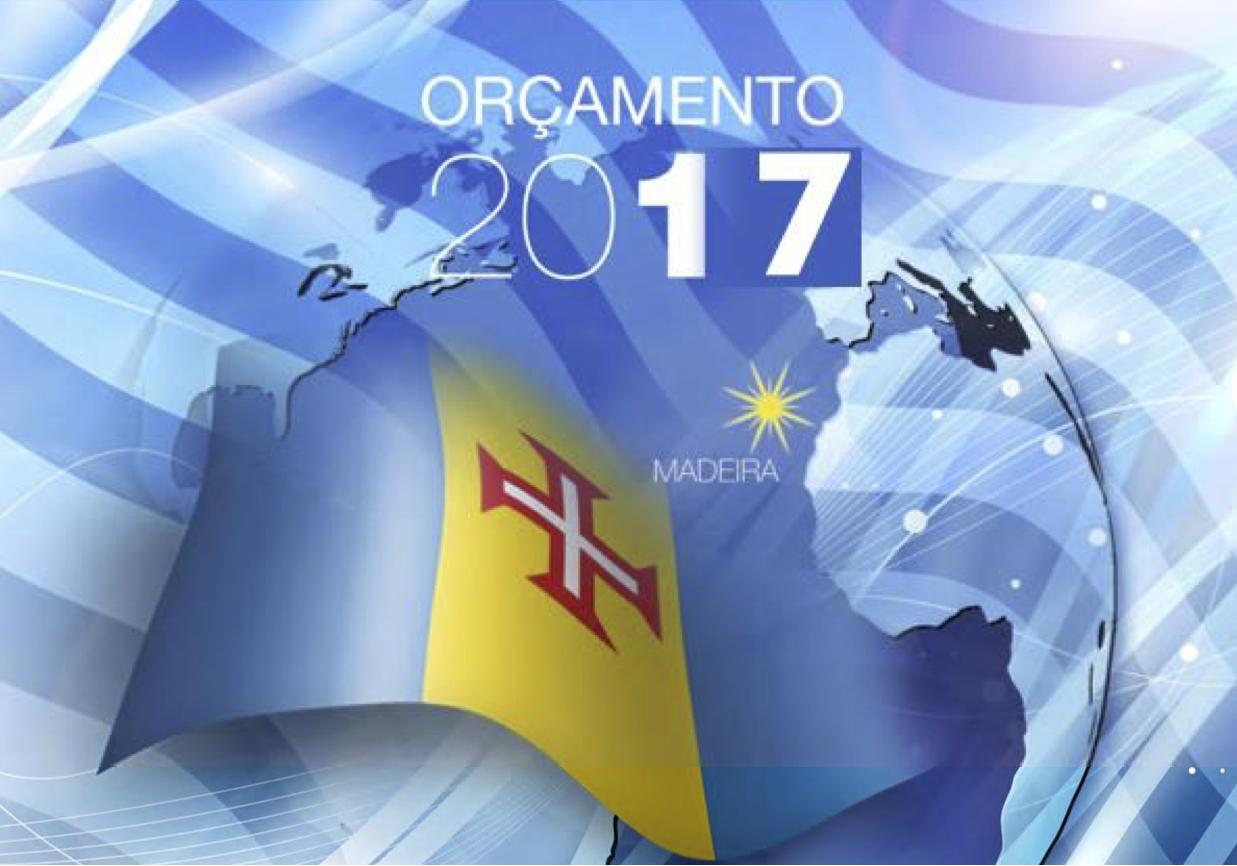 Orçamento da Região 2017