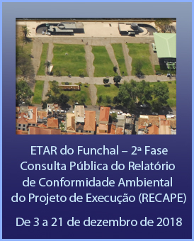 """RECAPE """"ETAR DO FUNCHAL – 2ª Fase"""""""