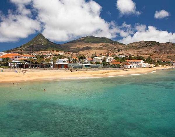 Programa da Orla Costeira do Porto Santo