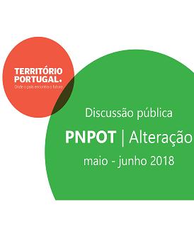 Alteração do PNPOT em Discussão Pública - Mupi