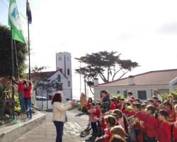 EB1/PE e Creche de Água de Pena premiada com bandeira 'Eco-Escolas'