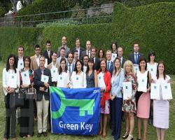 Programa 'GREEN KEY' em andamento