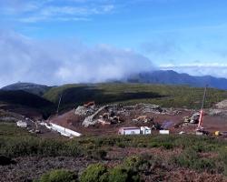 Obra de Ampliação do Aproveitamento Hidroelétrico da Calheta