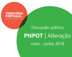 Alteração do PNPOT em Discussão Pública