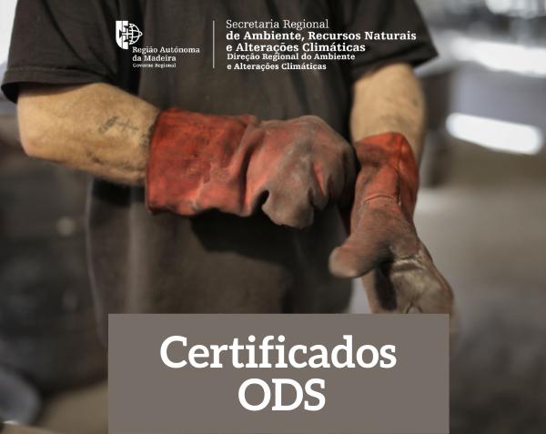 Certificados ODS – Portal Simplifica