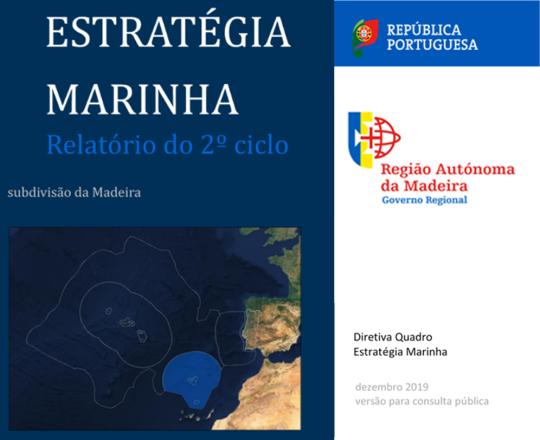 Consulta Pública – Relatório do 2.º Ciclo das Estratégias Marinhas da DQEM