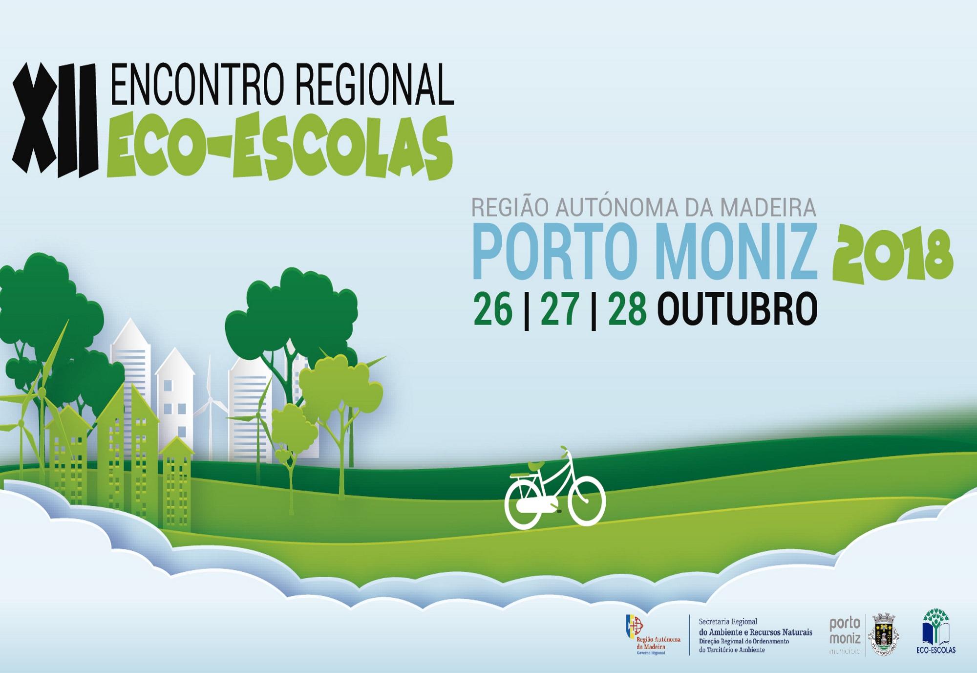 XII Encontro Regional Eco-Escolas da RAM - Inscrições