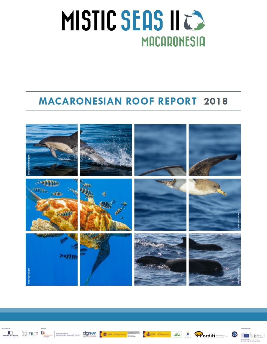 Apreciação/Consulta Pública: Macaronesian Roof Report: DQEM D1. Aves - Mamíferos - Répteis