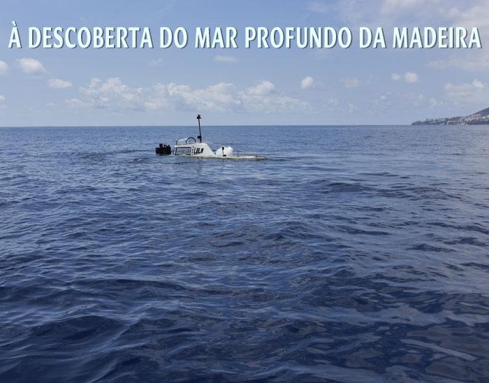 """Exposição """"À Descoberta do Mar Profundo"""""""