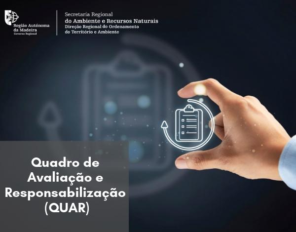 Quadro de Avaliação e Responsabilização (QUAR) 2019