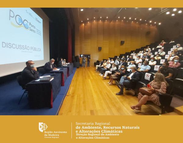POC Porto Santo apresentado numa sessão muito participada