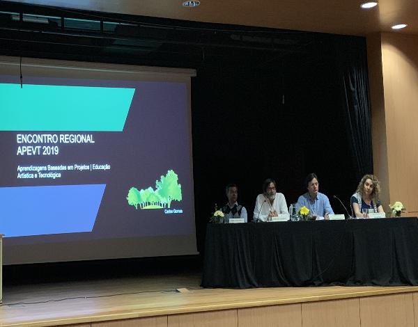"""Encontro Regional de professores sob o tema """"Sustentabilidade"""""""