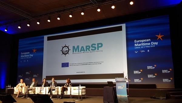 MarSP apresentado no European Maritime Day