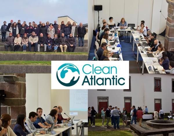 Projeto CleanAtlantic destacado em importante Relatório Europeu