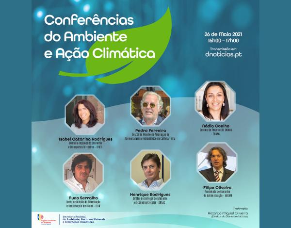 Conferências do Ambiente e Ação Climática