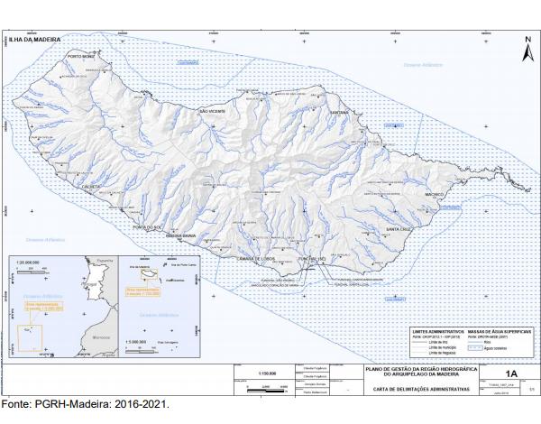 Consulta Pública: PGRH do Arquipélago da Madeira (RH10): QSiGA