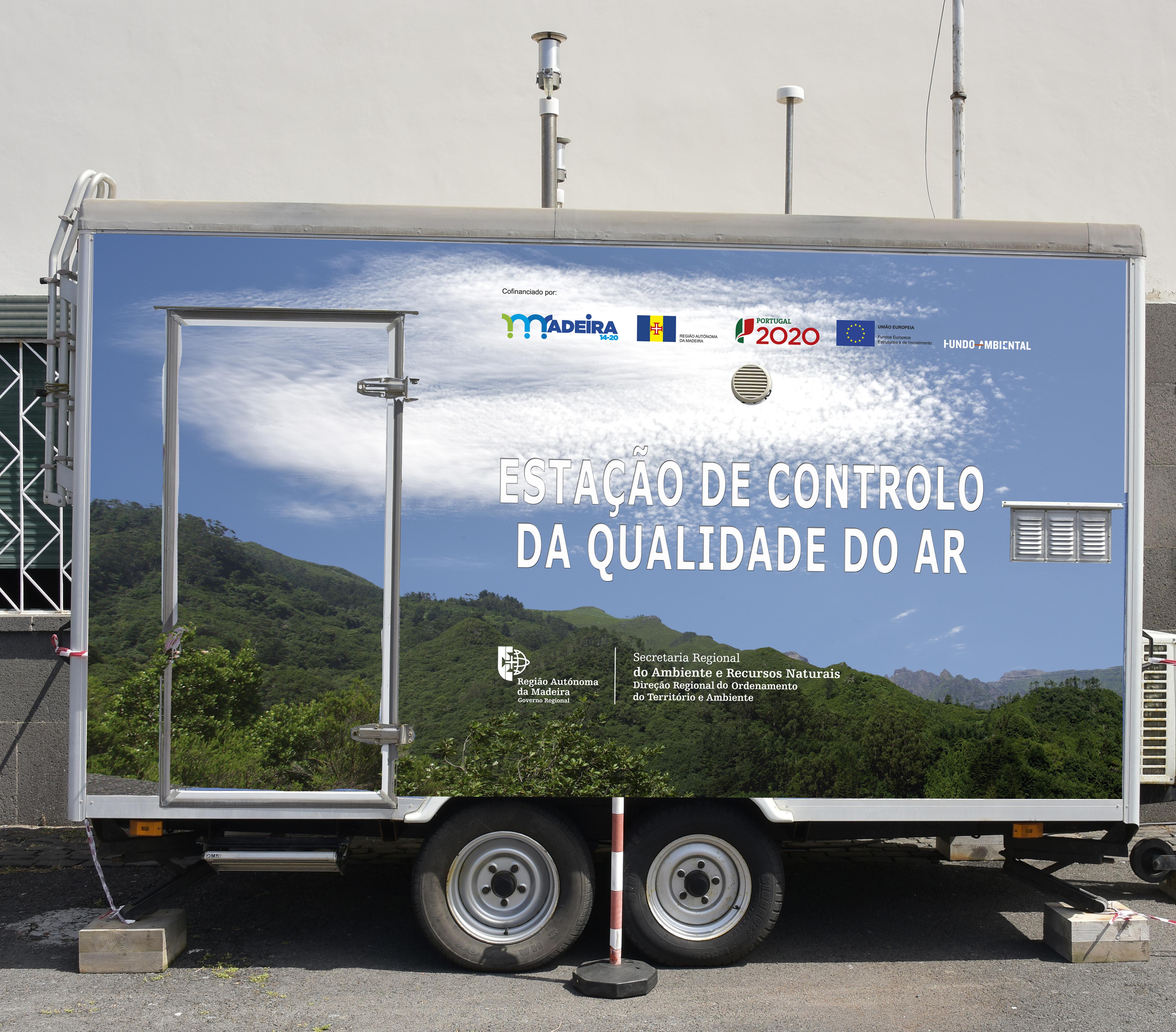 Qualidade do Ar Ambiente do Funchal