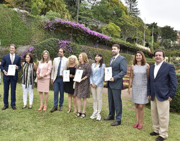 Cerimónia de Entrega dos Galardões Green Key - edição 2019