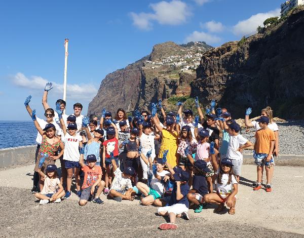 Campanha 'Há mar e mar, há ir e Limpar' regressa às praias da Madeira até ao dia 27