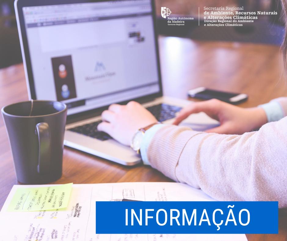 Atendimento presencial condicionado na Direção Regional do Ambiente e Alterações Climáticas – DRAAC