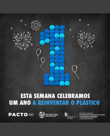 MUPI -  Pacto Português para os Plásticos: Aniversário