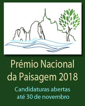 Prémio Nacional da Paisagem 2018