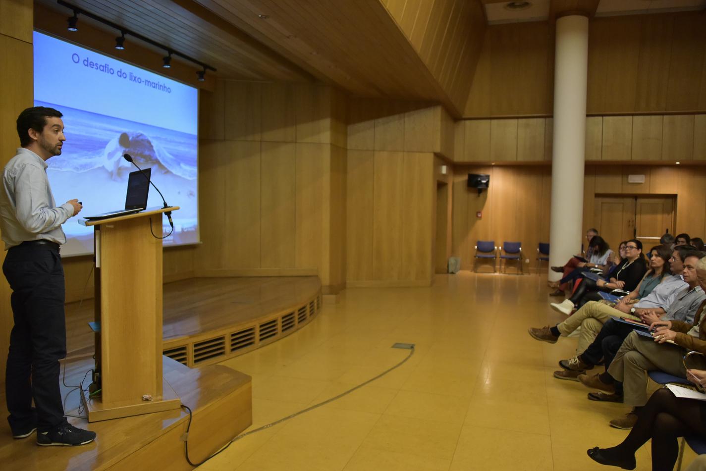 Coordenação do Projeto para o Plano de Ação Regional (RAP) da OSPAR para o Lixo Marinho é assumida por Pedro Sepúlveda