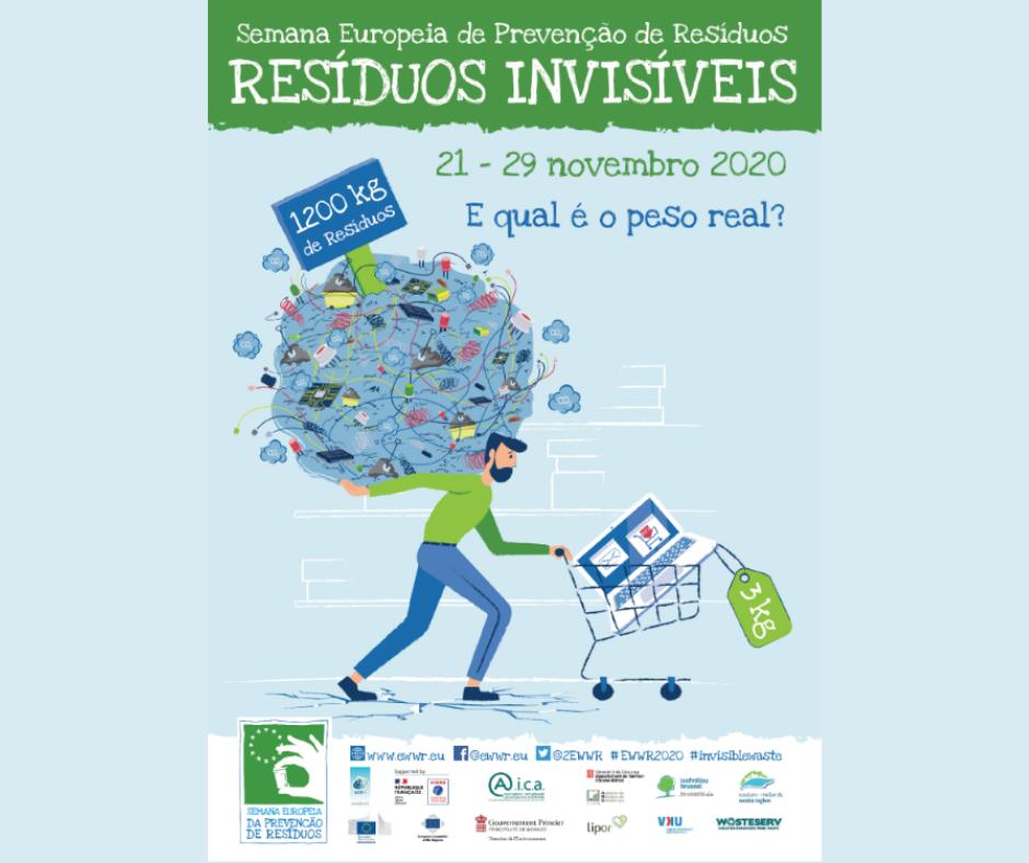 Semana Europeia da Prevenção da Produção de Resíduos