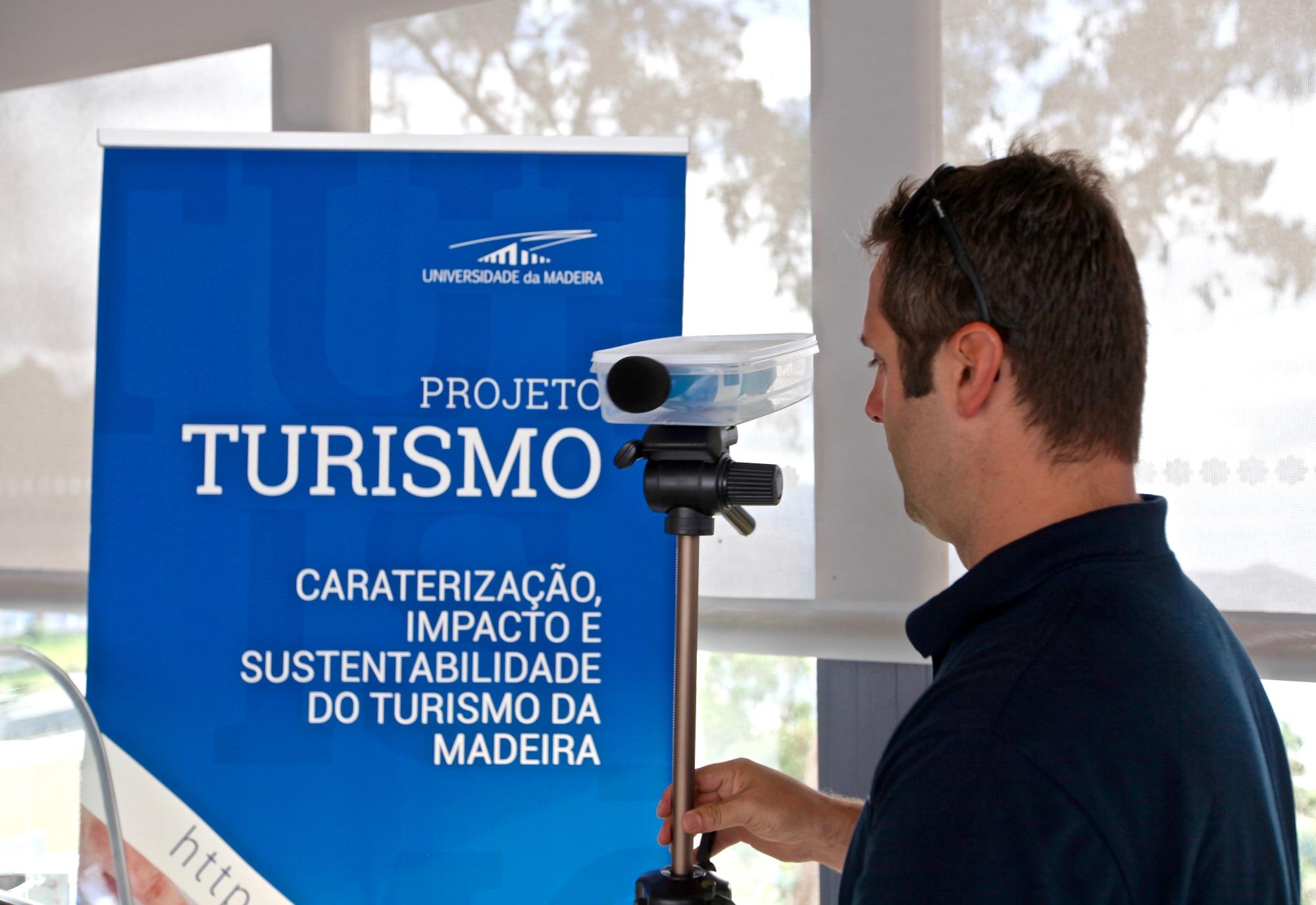 """CiTUR-Madeira: Estudo """"Capacidade de Carga e Gestão Ambiental"""""""