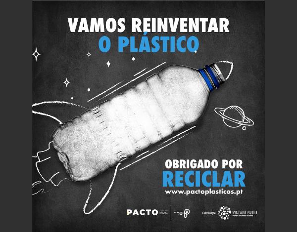 """Vamos Reinventar o Plástico"""