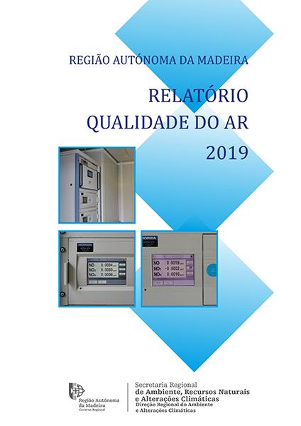 Relatório de Qualidade do Ar na RAM - Ano 2019