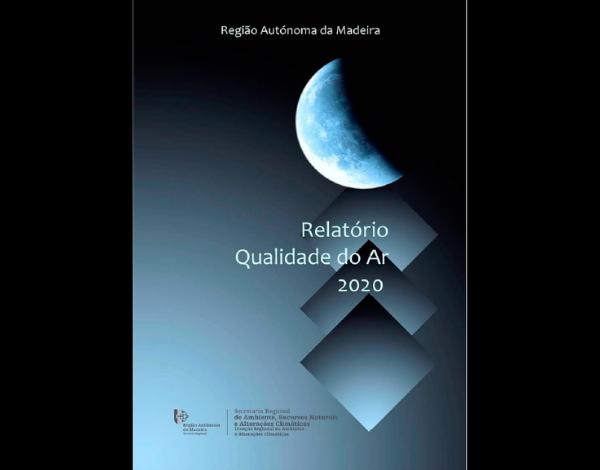 Relatório de Qualidade do Ar na RAM - Ano 2020