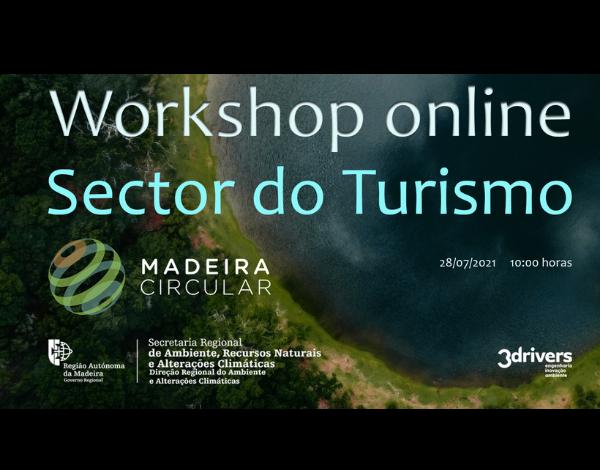 Workshop online Sector do Turismo