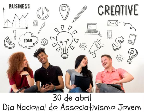 30 de abril | Dia Nacional do Associativismo Jovem