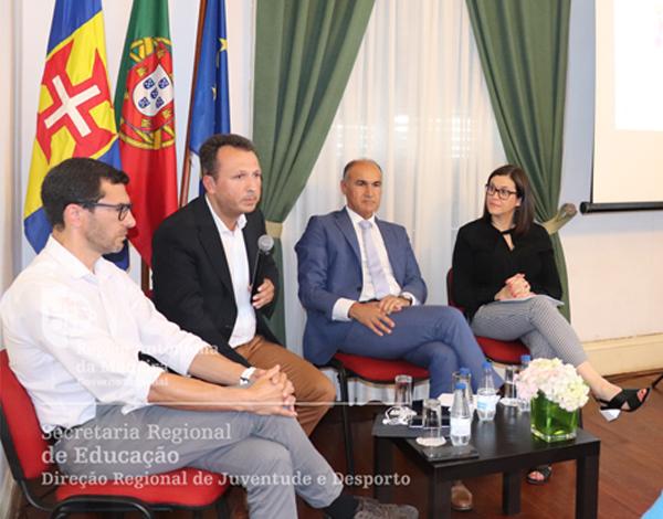 Conselho de Juventude da Madeira focado na Europa