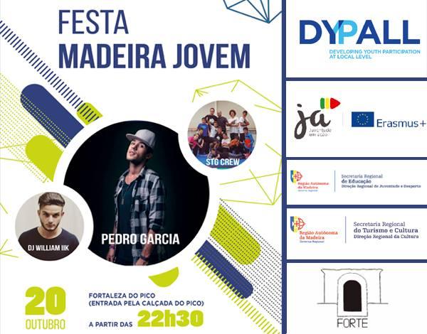 Festa Madeira Jovem | A tua Festa!