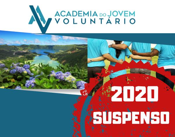 Programa de voluntariado nos Açores, suspenso em 2020