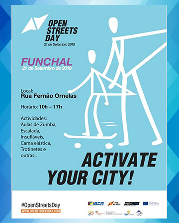 Funchal Open Streets day