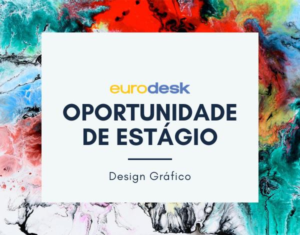 Gostarias de fazer um Estágio em Design Gráfico?