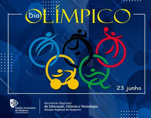 Dia Olímpico - Mensagem do Diretor Regional de Desporto
